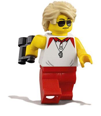 LEGO® Minifig City - Rettungsschwimmer aus dem Set 60153