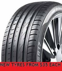 *** SPECIAL NEW TYRE FROM $35 *** Ridgehaven Tea Tree Gully Area Preview