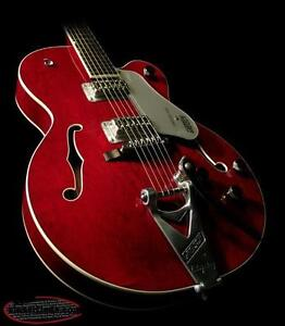 DRIVING TO ST. JOHN'S TOMORROW - Gretsch G6119 Tennessee Rose