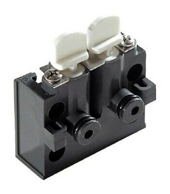 Lancer Lev Valve Mounting Block Fountain Soda Dispensing Coke Pepsi 82-0274-sp
