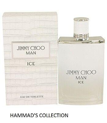 JIMMY CHOO MAN ICE EDT 3.3 OZ / 100 ML (NEW) SEALED