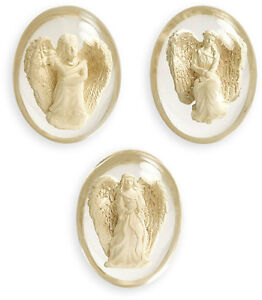 Brand New, Little Angel Light Worry Stone give you No Worries