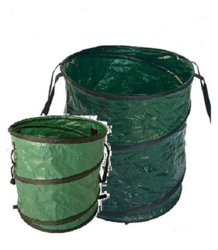 heavy duty garden waste refuse bag sack rubbish grass. Black Bedroom Furniture Sets. Home Design Ideas