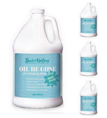 Best Of Nature Oil Be Gone Liquid Laundry Detergent Stain Remover 4 Gallon