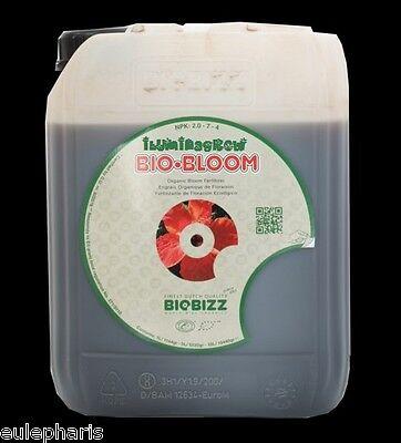 BIO-BLOOM 5L BioBizz Abono/Fertilizante Floracion 100% Biologico Bio Bizz