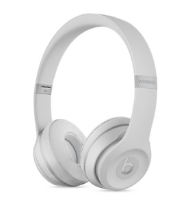 Beats Solo3 Wireless Headphones (SEALED BRAND NEW)- MATTE SILVER