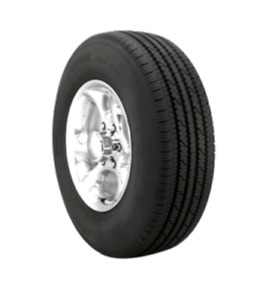 44- Bridgestone LT245/75R16/10 ply   Take off tires