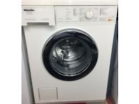 Miele 1200 spin washing machine FREE delivery