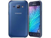 Samsung J1 .Blue