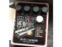 For sale Electro Harmonix Key 9 pedal