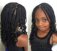 Tresses africaine longueuil 40$