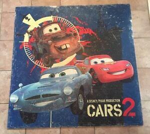 Disney Cars Foam Play Mat