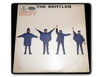 BEATLES - HELP! - ORIGINAL MONO UK PARLOPHONE LP 1965