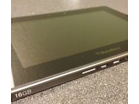Blackberry Playbook 16GB 7 inch Used with original charger and accessories