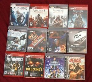 PS3 Games $15 or 2 for $25 or best offer