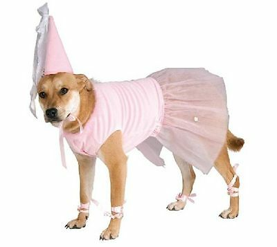 Pink Princess Halloween Dog Pet Costume Small (New with Tags)