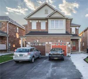 4 Bedrooms 4Washrooms Home in Brampton $649k