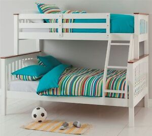 BUNK BED SINGLE/DOUBLE SOLID TIMBER 03 97810799
