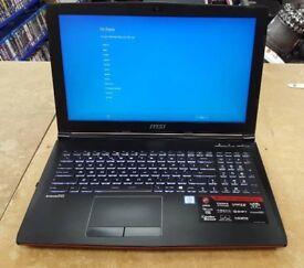 MSI GP62 6QF Core I7 Gaming Laptop