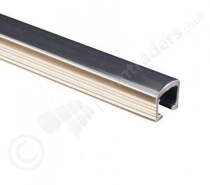 genesis aluminium listello border tile trim lpa silver. Black Bedroom Furniture Sets. Home Design Ideas