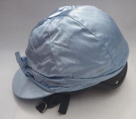 Champion Professional Riding Hat Jockey Skull Cap & Cover Size 4
