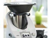 Vorwerk Thermomix TM5 (excellent condition).with two electronic chips