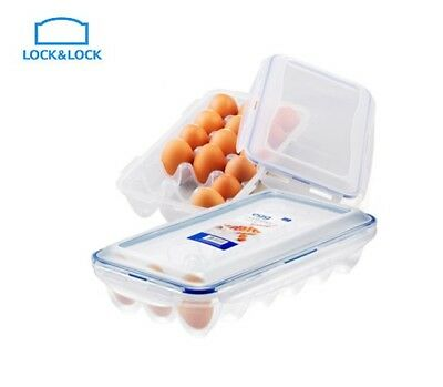 LOCK & LOCK SPECIAL Egg Container, Holder for 18 Eggs