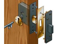 Mortise locks supply and fit from as cheap as £30
