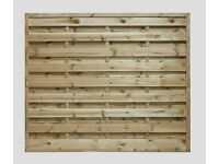 Naples Garden Fence Panel Pressure Treated From £35.00 Each Call 0161 962 9127 Or Visit WA15 7AL