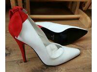 Size 9 Italian stilettos