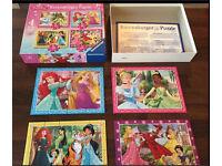 Disney Princess Puzzles Minnie Mouse