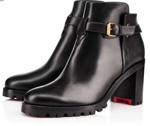 Authentic Christian Louboutin Communa Boots