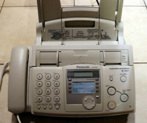 Fax machine Panasonic KX-FHD332C