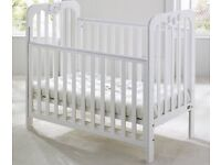 Cot in very good condition, hardly used, drop side, Tutti Bambi £50.00 IG3 area
