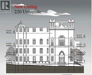 Want to live in a Castle ?  220 Universite    MLS M105249