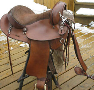 Accessories and saddle
