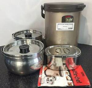 Thermos Shuttle Chef 6L (2 x 3L) Thermal Magic Pot, Slow Cooker Caboolture South Caboolture Area Preview
