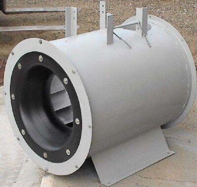 24 Axial-tube Air Fan Blower 36 Long