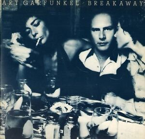 ART-GARFUNKEL-breakaway-CBS-86002-dutch-cbs-1975-LP-PS-EX-EX