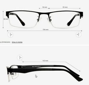 Two Pairs of Prescription Glasses