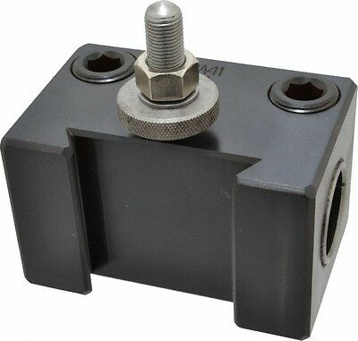 Aloris Series Ca Number 41 Boring Bar Tool Post Holder 4-12 Inch Overall L...