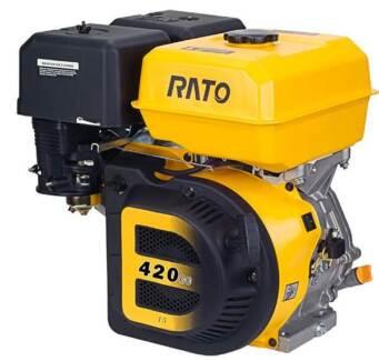 15hp Engine - HORIZONTAL SHAFT ENGINE 420cc - Ballarat VICTORIA