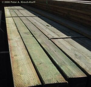 Wanted: Used deck material 2x6's 2x8's etc