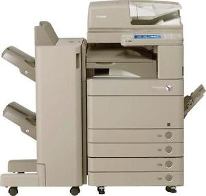 imageRUNNER ADVANCE IRA 5051 Color Copier Scanner Finisher Booklet Printer Colour Copiers printers on SALE BUY or LEASE