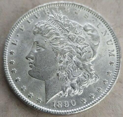 1890 Morgan Silver Dollar Uncirculated  - $28.00