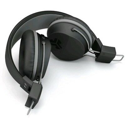 JLAB NEON BLUETOOTH  WIRELESS ON-EAR HEADPHONES WITH UNIVERSAL MIC,TRACK CONTROL](Neon Headphones)