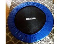 NEW!!! Fitness trampoline!