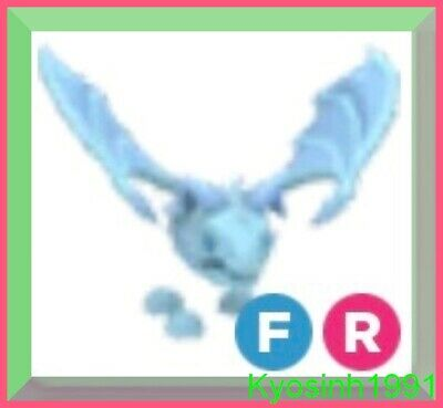 Fly Ride FR Frost Dragon Pet adopt