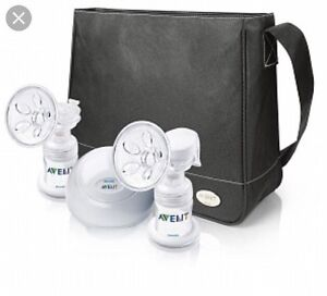 Phillips Avent dual electric breast pump