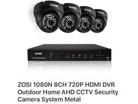 Brand new cctv cameras never been used.